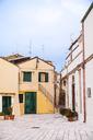 Italy, Molise, Termoli, Old town - FLMF00013