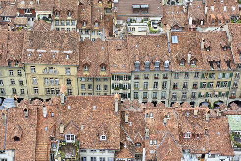 Switzerland, Canton of Bern, Bern, cityview - JEDF00321