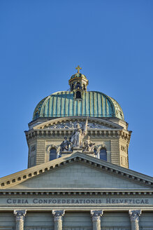 Switzerland, Bern, Federal Palace - JEDF00324