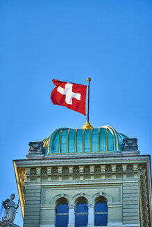 Switzerland, Bern, Federal Palace - JEDF00327