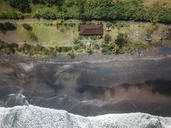 Indonesia, Bali, Aerial view of Balian beach - KNTF01238