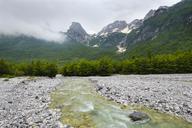 Albania, Kukes County, Albanian Alps, Valbona National Park, Valbona river - SIEF08016