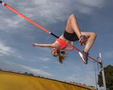 Female high jumper - STSF01744