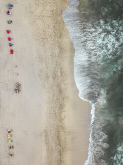 Indonesia, Bali, Aerial view of Padma beach - KNTF01382