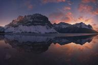 Bow Lake, Canada. - AURF04890