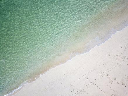 Indonesia, Bali, Aerial view of Karma beach - KNTF01608