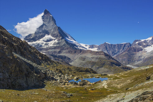 Gornergrat, Mattherhorn, Switzerland. - AURF04950