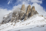 Landscape Near The Sella Pass, Italy - AURF05265