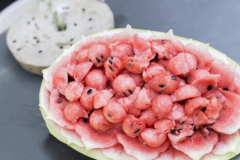 Decorated watermelon - FBAF00115