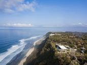 Indonesia, Bali, Aerial view of Nyang Nyang beach - KNTF01795