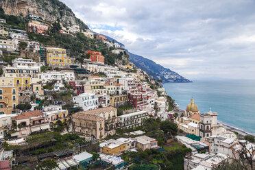 Italy, Campania, Amalfi coast, Positano - FLMF00084