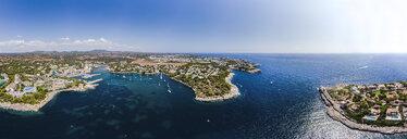 Spain, Balearic Islands, Mallorca, Region Cala d'Or, Coast of Porto Petro - AMF06001