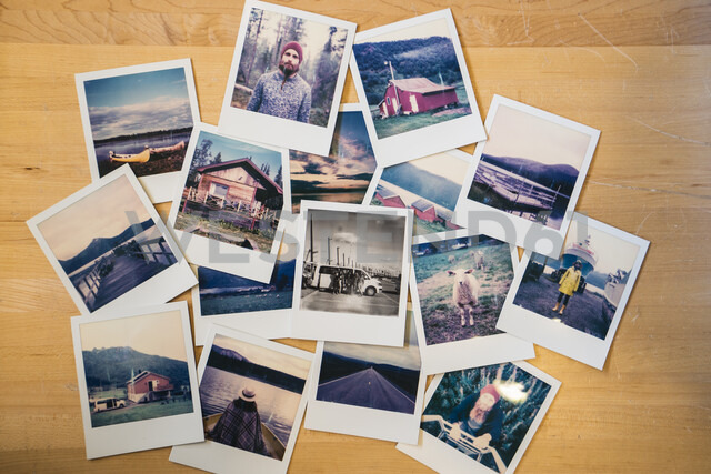 Collection of travel instant photos - KKAF02406 - Kike Arnaiz/Westend61