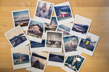 Collection of travel instant photos - KKAF02406