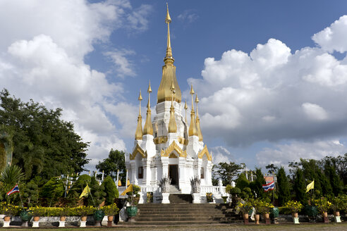 Thailand, Ubon Ratchathani, Wat Tham Khuha Sawan Amphoe Khong Chiam - ZCF00682