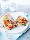 Tomato basil omelette - CUF44762