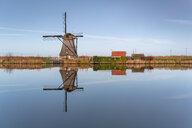Netherlands, Holland, Rotterdam, Kinderdijk - RPSF00241