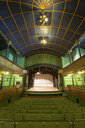 Interior of Gaiety Theatre in Shimla, India - LUXF00786