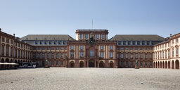 Germany, Baden-Wuerttemberg, Mannheim, Mannheim Palace - WI03641