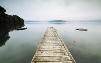 Spain, Ortigueira, empty jetty - RAEF02146