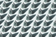 Christmas trees, repetition - MOMF00522