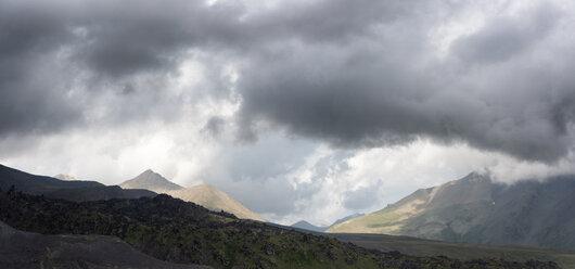 Russia, Upper Baksan Valley, Caucasus, Mount Elbrus - ALRF01328