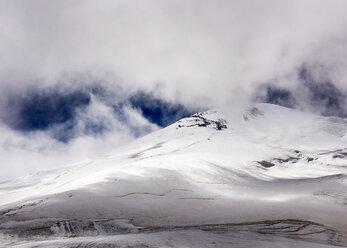 Russia, Upper Baksan Valley, Caucasus, Mount Elbrus - ALRF01343