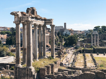 Foro Romano, Roman Forum, Soprintendenza Archeologica di Roma, Rome, Italy - ABAF02224