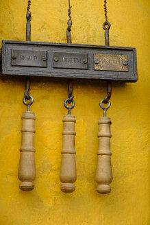 Austria, Salzburg State, Salzburg, door bells - LB02115