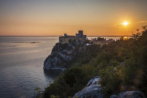 Italy, Friuli-Venezia Giulia, Triest, Castel Duino - HAMF00486