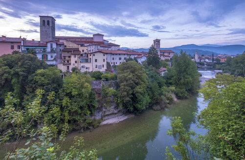 Italy, Friuli-Venezia Giulia, Cividale del Friuli, Natisone river - HAMF00492