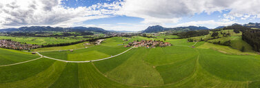 Germany, Bavaria, Swabia, Oberallgaeu, - AMF06065