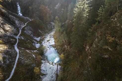 Austria, Lower Austria, Ybbstal Alps, Ötschergraeben - HMEF00043