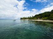 Dominican Republic, Samana, Beach Cayo Levantado - AMF06084