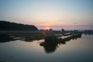 Lake at sunrise - SKCF00548