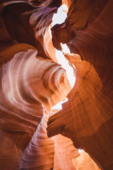 USA, Arizona, Lower Antelope Canyon - KKAF02552