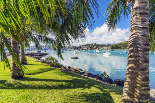 New Caledonia, Noumea, harbour - THAF02276