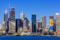 Australia, New South Wales, Sydney, cityview - THAF02287