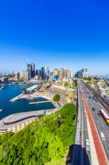 Australia, New South Wales, Sydney, cityview - THAF02290