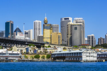 Australia, New South Wales, Sydney, cityview - THAF02299
