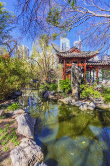Australia, New South Wales, Sydney, Chinese garden - THA02311