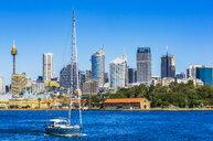 Australia, New South Wales, Sydney, cityview - THA02317