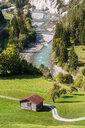 Switzerland, Grisons, Ruinaulta , Rhine canyon - STSF01773