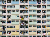 China, Hong Kong, Kowloon, oldest public housing estates - GEMF02438