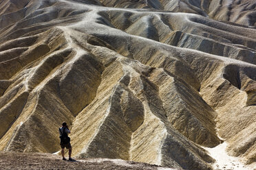 USA, Californien, Death Valley, Zabriskie Point, photographer - FCF01523