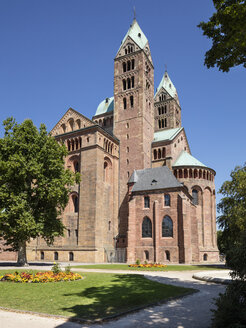 Germany, Rhineland-Palatinate, Speyer, Speyer Cathedral - WIF03654
