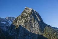 Germany, Upper Bavaria, Garmisch-Partenkirchen, Waxenstein - TCF05919