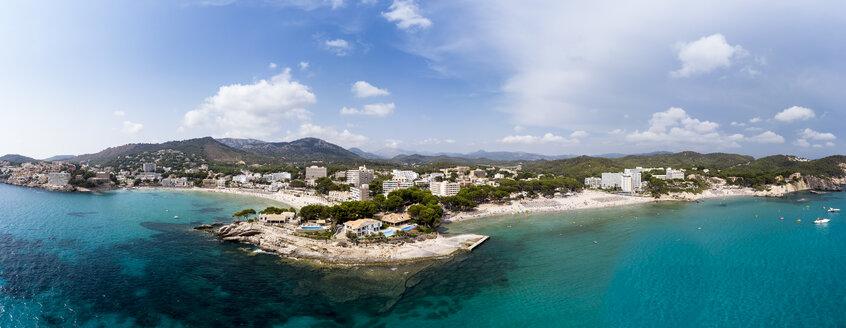 Spain, Balearic Islands, Mallorca, Region Calvia, Costa de la Calma, Peguera, Cala Fornells - AMF06170