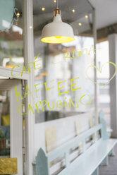 Handwritten offer at a cafe - KNSF05373