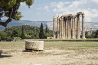 Greece, Athens, Olympeion, Temple of Zeus - MAMF00222